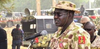 Why we released 244 B'Haram insurgents –Army