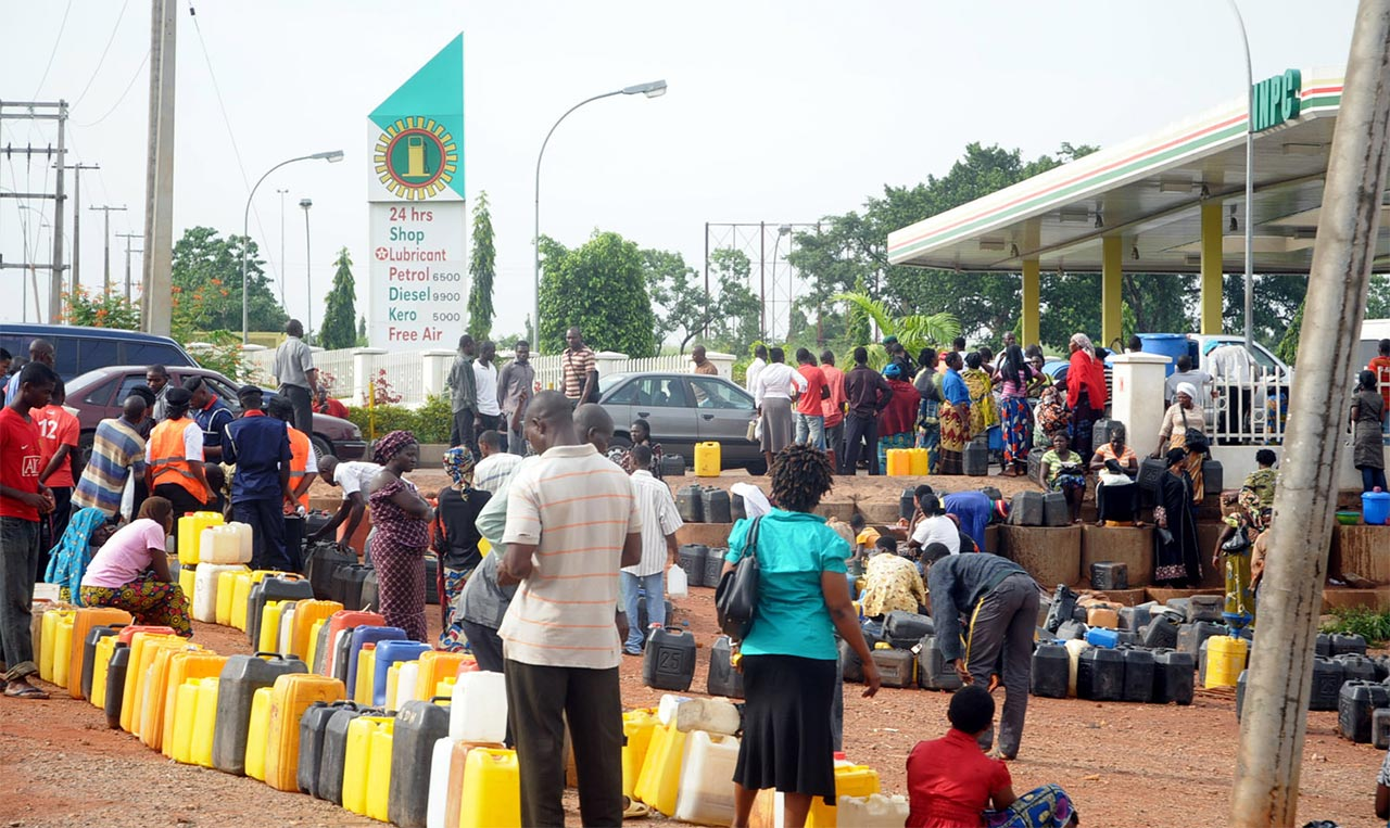 Fuel scarcity: Labour to picket filling stations selling above N145