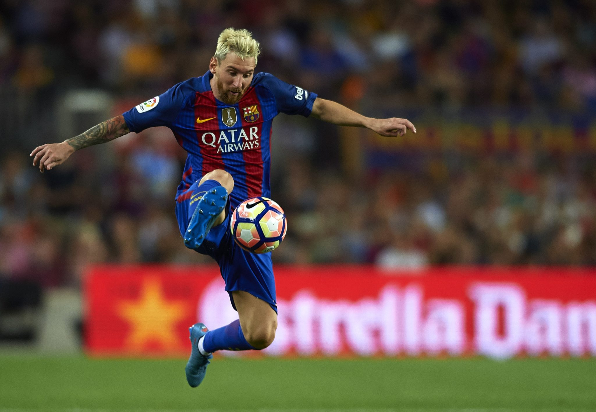 Shocking: Messi could leave for free