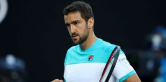 Australian Open: Marin Cilic sees off Rafa Nadal