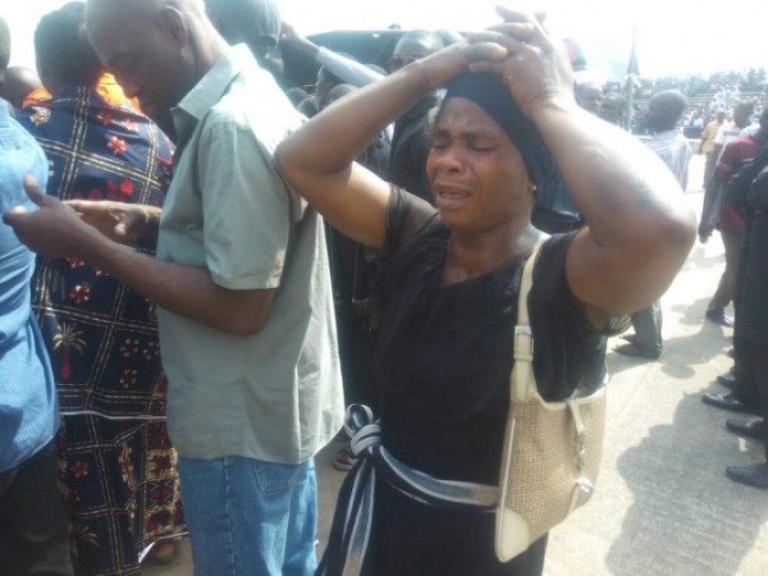 PHOTOS: Benue bids bye to loved ones hacked down by suspected herdsmen