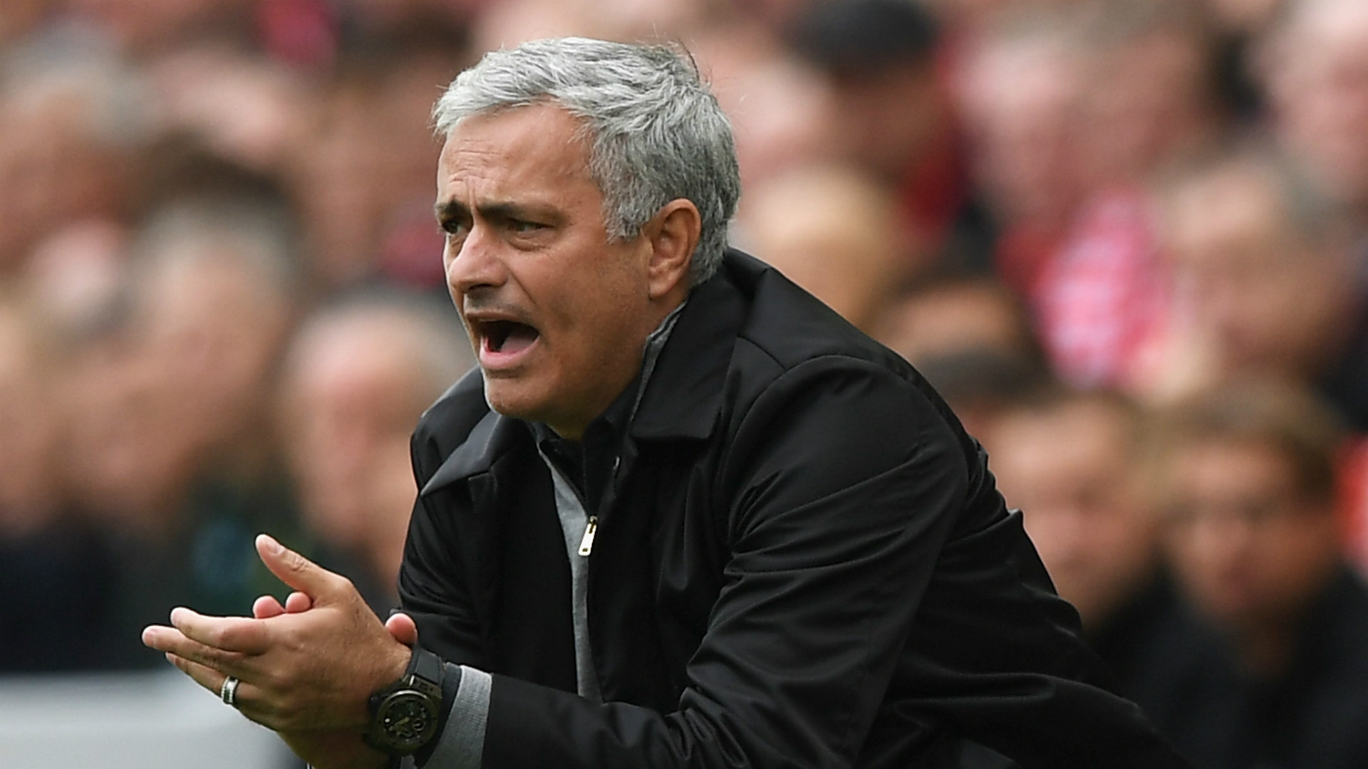 Manchester United whip Stoke at Old Trafford amid Sanchez talk