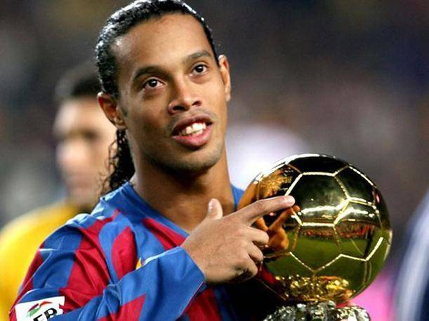 Brazil football star Ronaldinho bows out