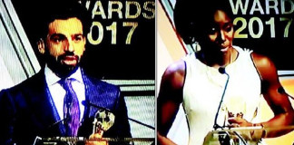 Salah, Oshoala crowned African players of the year