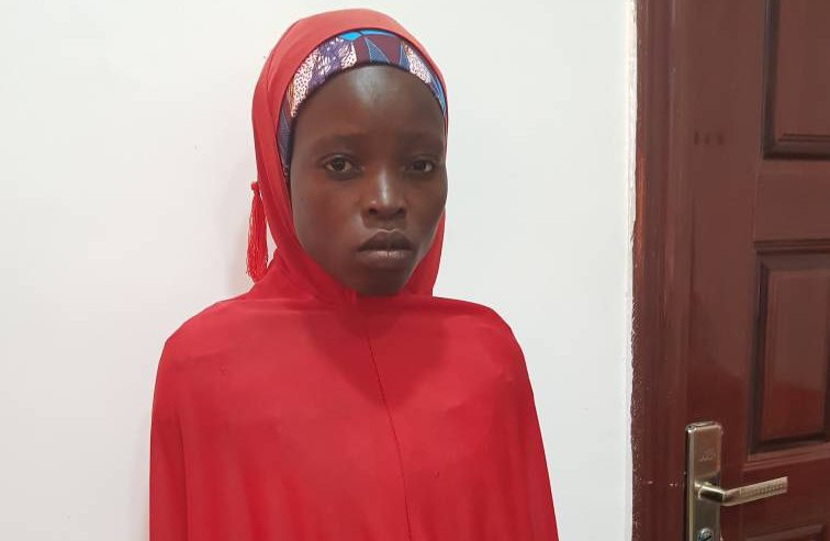 Family of rescued Chibok girl lauds army