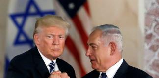 Trump, Netanyahu disagree on bid to move U.S. embassy to Jerusalem