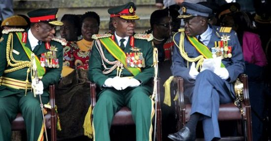 Anxiety in Zimbabwe over Police shakeup
