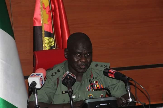 Boko Haram: End of terrorism is near –Buratai