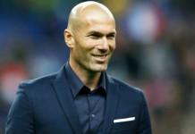 Zidane wins French coach of year award