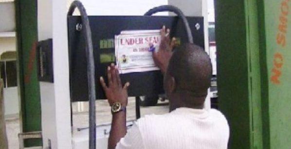 Petrol diversion: DPR seals 4 filling stations