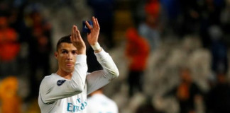 Ronaldo bags hat trick as Madrid await PSG Wednesday