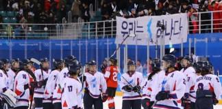 Switzerland spoils Korea's unity party