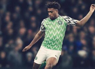 Eagles World Cup kit: Mikel, Iwobi, teammates react
