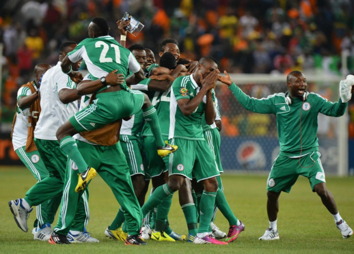 Eaglets' coach tips Nigeria for CHAN trophy