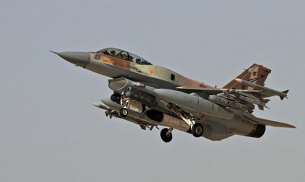 Israel confirms strike in Syrian nuclear site