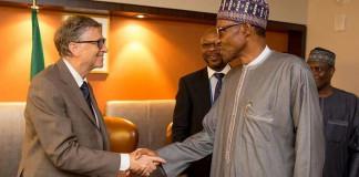 Bill Gates tells Buhari how best to grow Nigeria