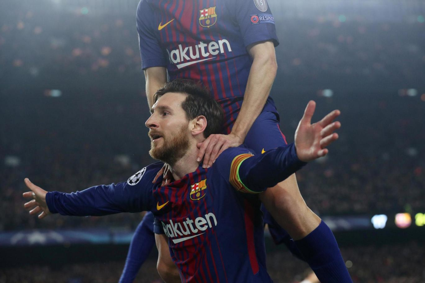 Barcelona knock out Chelsea