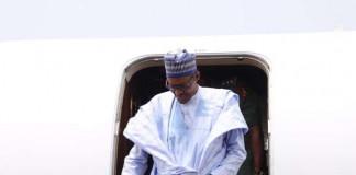 Buhari meets parents of Dapchi girls, consoles them