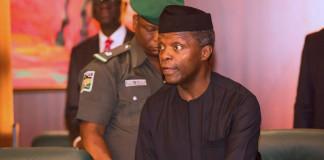 Osinbajo urges Nigerians to fight corruption