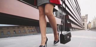 Dangers of wearing high heels