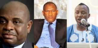 2019: How we plan to take Buhari's job –Moghalu, Sowore, Baba-Ahmed