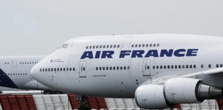 Trouble in France over striking Airline staff