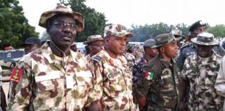 Boko Haram commanders, physician surrender