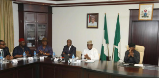 PHOTOS OF THE DAY: Ogoni Trust Fund Escrow Agreement signed in Abuja