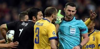 Referee's decisions in Juventus, Madrid showdown `spot on'– Clattenburg