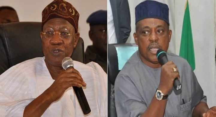 BREAKING: Looters list: PDP chair, Uche Secondus, drags Lai Mohammed to court
