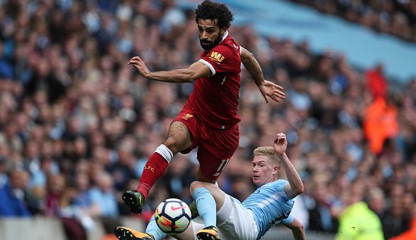 Liverpool sting Manchester City