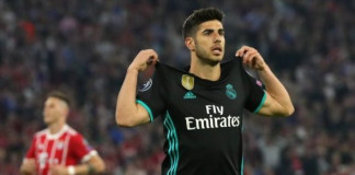 Marco Asensio nets the winner for Madrid at Bayern Munich
