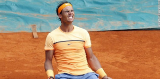 Nadal claims record 11th Monte Carlo masters