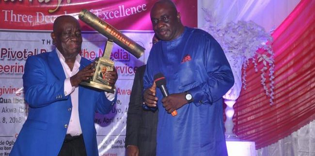Akwa Ibom: Emmanuel commends The Pioneer newspaper at 30