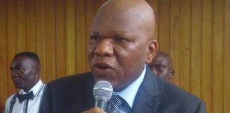 Prof. Eyitope Ogunbodede, Vice Chancellor, OAU.