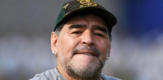 Maradona sacked at UAE's Fujairah SC