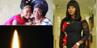 Entertainment Titbits: Mercy Johnson loses mum