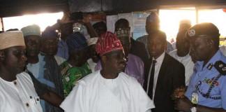 Ajimobi reopens Bodija market