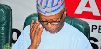 Lagos APC faction blasts Oyegun after rival chairman sworn-in