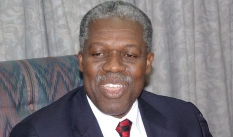 Ghana's ex-VP, Kwesi Amissah-Arthur , is dead