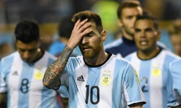 Messi under pressure as Argentina tackle Iceland