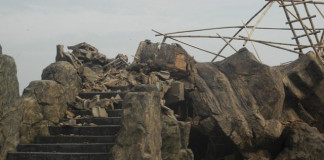 Imo: Another bridge built by Okorocha collapses