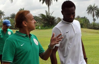 Eagles will be intense with Argentina – Rohr