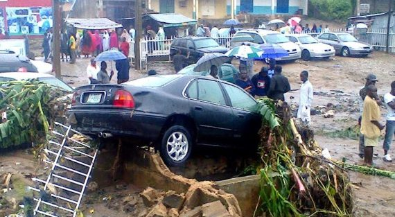 Flood: Police confirm 8 dead in Niger