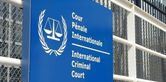 Group protests Buhari's visit to ICC, says it could subvert justice