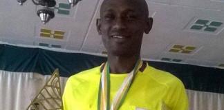 Kenyan referee