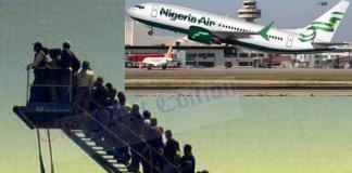 Govt suspends Nigeria Air