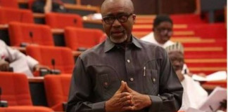 Suswam helped my transition from freedom to incarceration – Abaribe