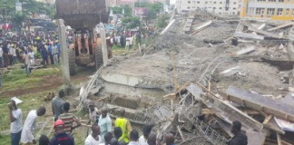 Collapsed building: Rescue work completed, one dead, six injured – NEMA
