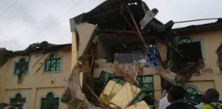 Music House: Ajimobi replies critics, says due process followed on demolition